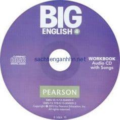 Big English (American English) 4 Workbook Audio CD