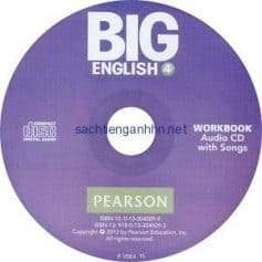 Big English (American English) 4 Workbook Audio CD