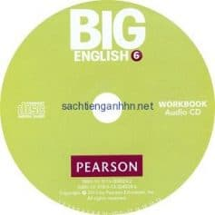 Big English (American English) 6 Workbook Audio CD
