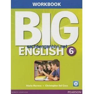 Big English 6 Workbook
