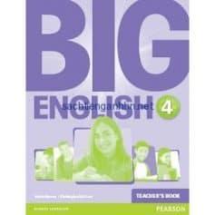 Big English (British English) 4 Teacher's Book
