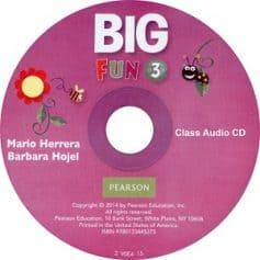 Big Fun 3 Class Audio CD A