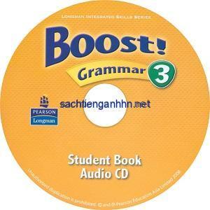 Boost! 3 Grammar Audio CD