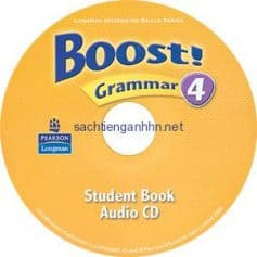 Boost! 4 Grammar Audio CD