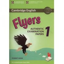 Cambridge English Flyers 1 for Revised Exam from 2018