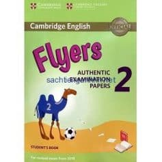 Cambridge English Flyers 2 for Revised Exam from 2018
