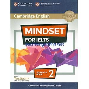 Cambridge English Mindset for IELTS 2 Student's Book