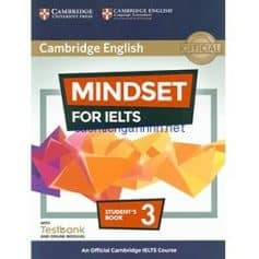 Cambridge English Mindset for IELTS 3 Student's Book