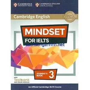 Cambridge English Mindset for IELTS 3 Student's Book