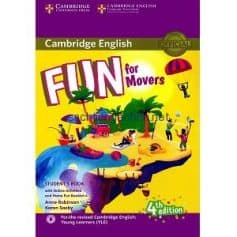 Fun for Movers 4th Student Book
