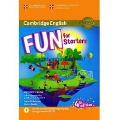 Fun for Starters 4th Student Book
