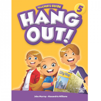 Hang Out 5 Student Book Answer Key and Workbook Answer Key