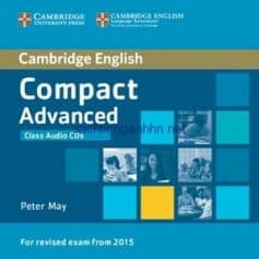 Cambridge English Compact Advanced Class Audio CD 1