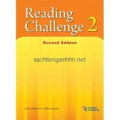 Reading Challenge 2 2nd Edition
