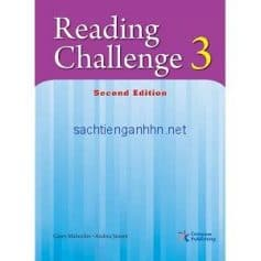 Reading Challenge 3 2nd Edition