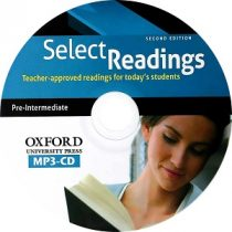 Select Readings 2nd Edition Pre-Intermediate Audio CD