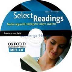 Select Readings 2nd Edition Pre-Intermediate Audio CD