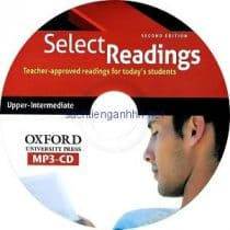 Select Readings 2nd Edition Upper-Intermediate Audio CD