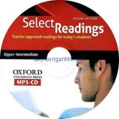 Select Readings 2nd Edition Upper-Intermediate MP3-CD
