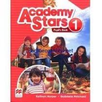 Academy Stars 1 Pupil's Book