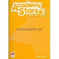 Academy Stars 3 Teacher's Book