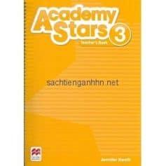 Academy Stars 3 Teacher's Book