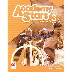 Academy Stars 3 Workbook