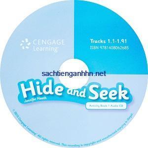 Hide and Seek 1 Activity Book Audio CD