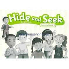 Hide and Seek 2 Activity Book