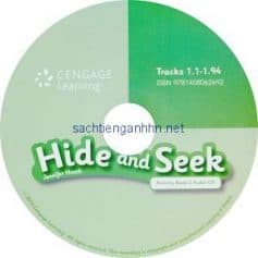 Hide and Seek 2 Activity Book Audio CD