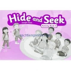 Hide and Seek 3 Activity Book