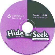 Hide and Seek 3 Activity Book Audio CD