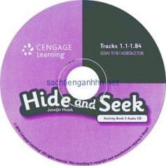 Hide and Seek 3 Activity Book Audio CD