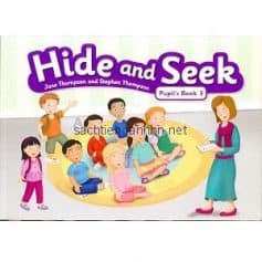 Hide and Seek 3 Pupil's Book
