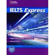 IELTS Express Upper intermediate 2nd Edition Coursebook