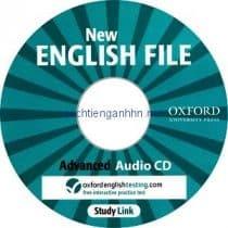 New English File  Advanced Audio CD 4