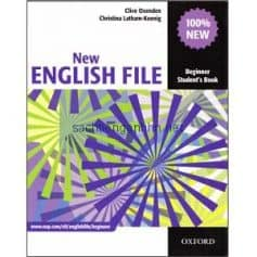 New English File Beginner Student's Book