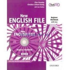 New English File Beginner Workbook