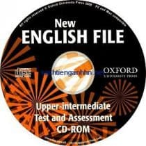 New English File Upper-Intermediate Audio CD 3