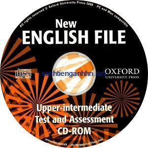 English file. Upper-intermediate. Workbook with key. Christina.