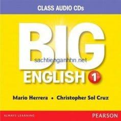 Big English (American English) 1 Class Audio CD B