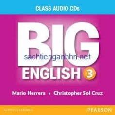 Big English (American English) 3 Class Audio CD B