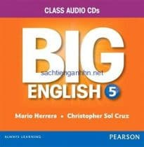 Big English (American English) 5 Class Audio CD A