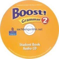 Boost! 2 Grammar Audio CD