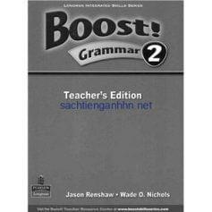 Boost! 2 Grammar Teacher's Edition