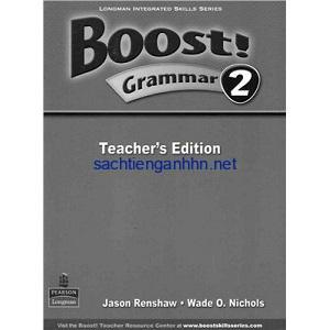 Boost! Grammar 2 Teacher's Edition pdf ebook