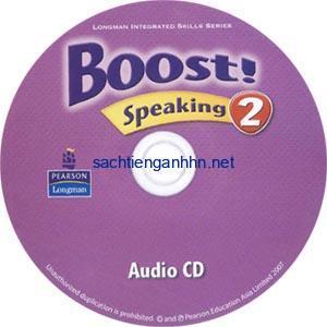 Boost! 2 Speaking Audio CD
