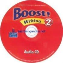 Boost! 2 Writing Audio CD