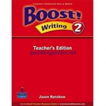 Boost! 2 Writing Teacher's Edition