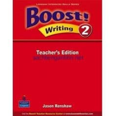Boost! 2 Writing Teacher's Edition pdf ebook